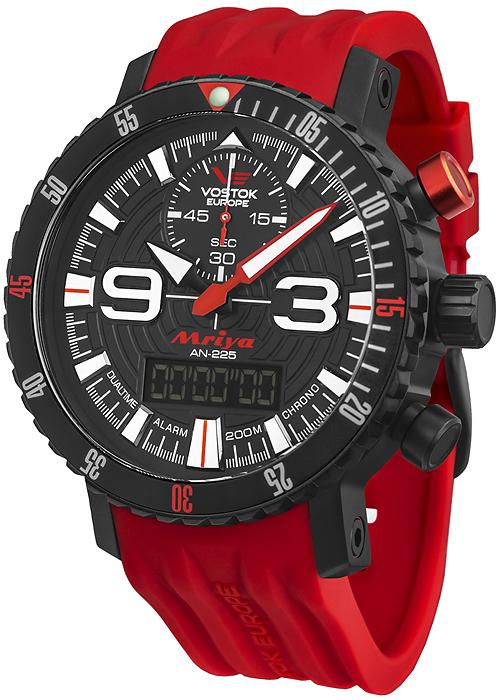 Zegarek Vostok Europe 9516-5554250 - duże 1