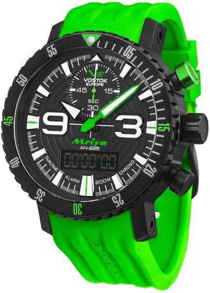 Zegarek Vostok Europe 9516-5554251 - duże 1