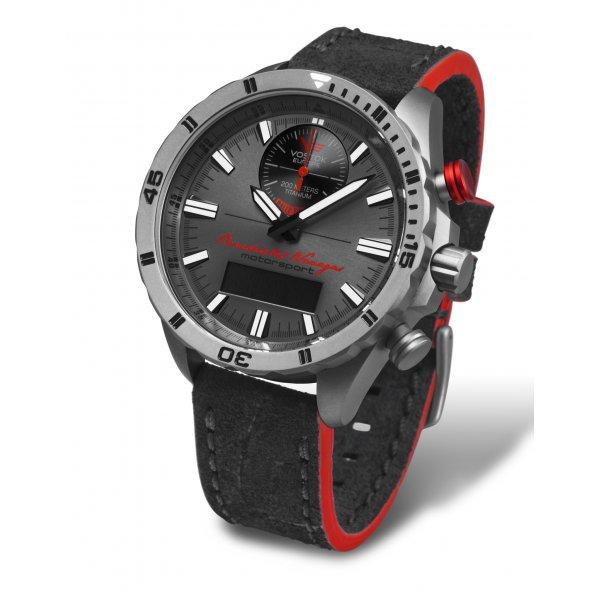 9516R-320H371-Almaz - zegarek męski - duże 3