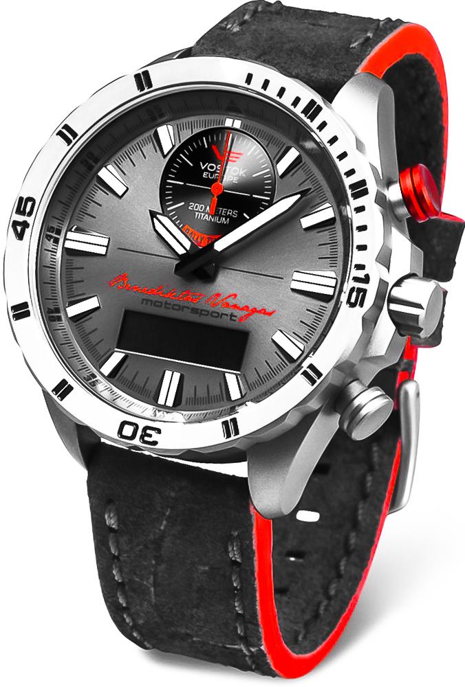 9516R-320H371 - zegarek męski - duże 3
