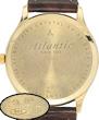 Atlantic 95343.65.31 zegarek złoty klasyczny Seagold pasek