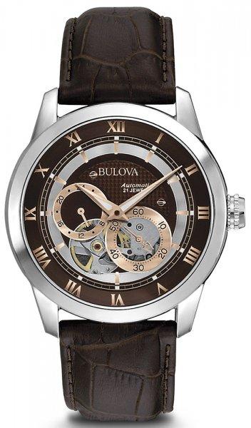 Zegarek Bulova 96A120 - duże 1