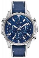 Zegarek męski Bulova marine star 96B287 - duże 1