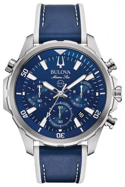 Zegarek Bulova 96B287 - duże 1