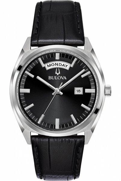 Zegarek Bulova 96C128 - duże 1