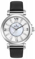 Zegarek damski Bulova diamond 96P133 - duże 1