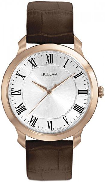 97A107 - zegarek męski - duże 3