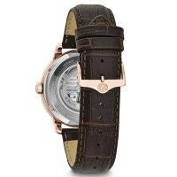 Zegarek męski Bulova automatic 97A109 - duże 3