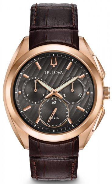 Zegarek Bulova 97A124 - duże 1