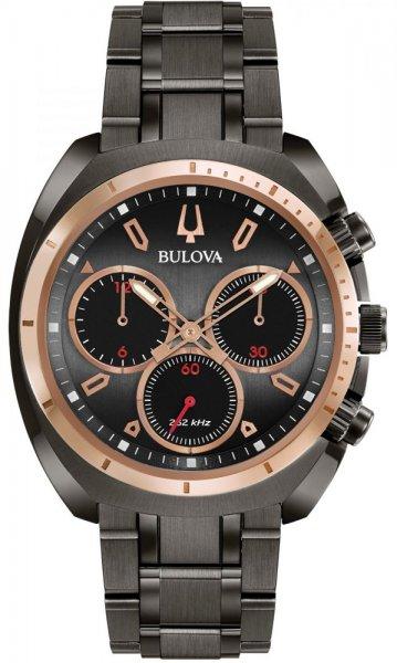 Zegarek Bulova 98A158 - duże 1