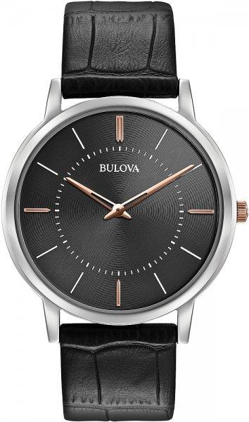 Zegarek Bulova 98A167 - duże 1