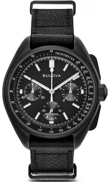Zegarek Bulova 98A186 - duże 1