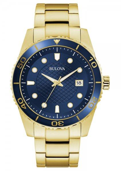 Zegarek Bulova 98A197 - duże 1