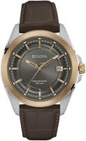 Zegarek męski Bulova precisionist 98B267 - duże 1
