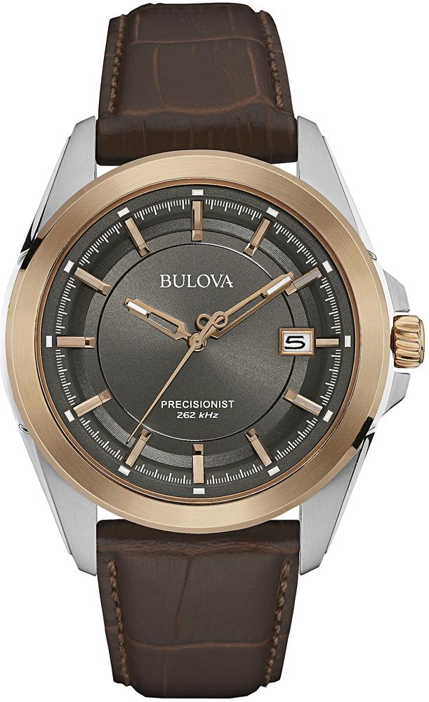 Zegarek Bulova 98B267 - duże 1
