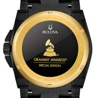 Zegarek męski Bulova precisionist 98B295 - duże 2