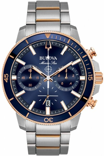 Zegarek Bulova 98B301 - duże 1