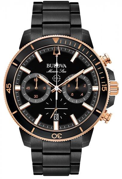 98B302 - zegarek męski - duże 3