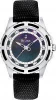 Zegarek damski Bulova diamond 98P118 - duże 1