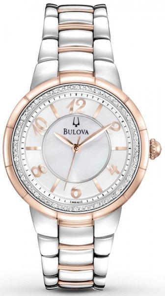 Zegarek Bulova 98R162 - duże 1