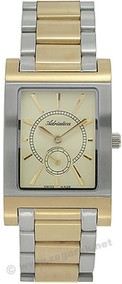 Zegarek męski Adriatica bransoleta A1028.2111Q - duże 1