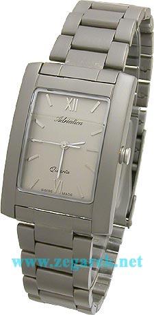 Zegarek męski Adriatica tytanowe A1033.4114 - duże 1