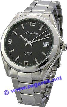 Zegarek męski Adriatica bransoleta A1049.5154 - duże 1