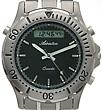 Zegarek męski Adriatica tytanowe A1056.4114 - duże 2