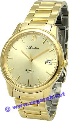 Zegarek męski Adriatica bransoleta A1063.1161Q - duże 1