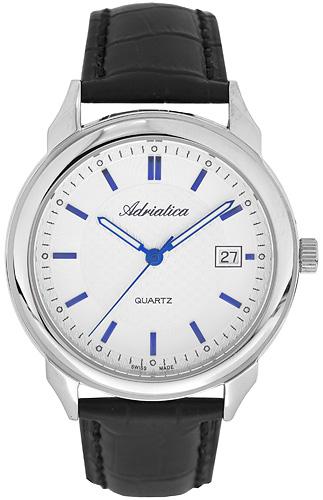 Zegarek męski Adriatica pasek A1064.52B3Q - duże 1