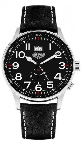 Zegarek męski Adriatica pasek A1066.5224Q - duże 1