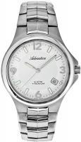 Zegarek męski Adriatica tytanowe A1068.4153Q - duże 1