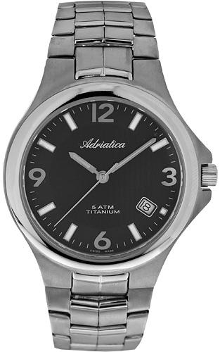 Zegarek Adriatica A1068.4154Q - duże 1