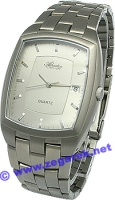 Zegarek męski Adriatica bransoleta A1070.4117 - duże 1