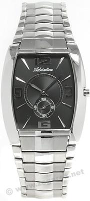 Zegarek męski Adriatica bransoleta A1071.3154 - duże 1