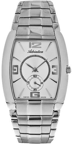 Zegarek męski Adriatica bransoleta A1071.5153Q - duże 1