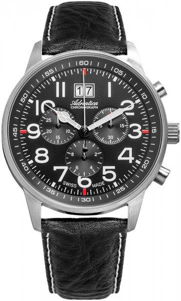 Zegarek męski Adriatica pasek A1076.5224CH - duże 1