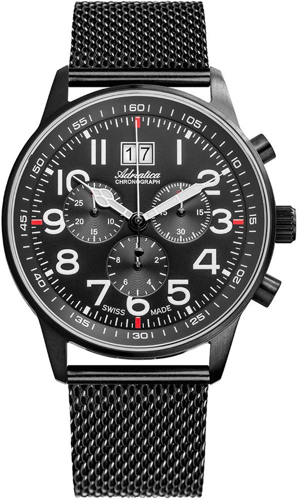 Zegarek Adriatica A1076.B124CH - duże 1