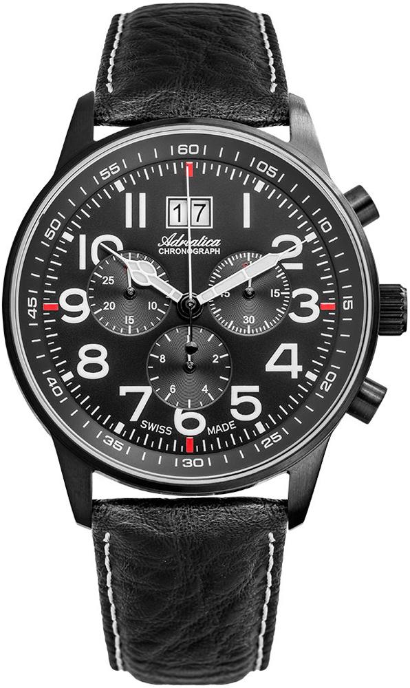 Zegarek Adriatica A1076.B224CH - duże 1