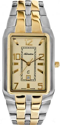 Zegarek męski Adriatica bransoleta A1077.2151Q - duże 1