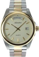 Zegarek męski Adriatica bransoleta A1089.2111 - duże 1