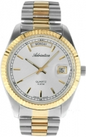 Zegarek męski Adriatica bransoleta A1090.2113 - duże 1