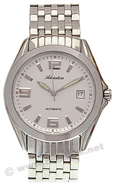Zegarek męski Adriatica bransoleta A1097.5153A - duże 1