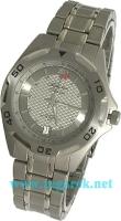 Zegarek męski Adriatica tytanowe A11098.515 - duże 1