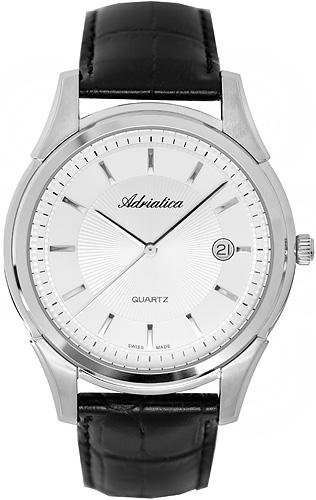 Zegarek męski Adriatica pasek A1116.5213Q - duże 1