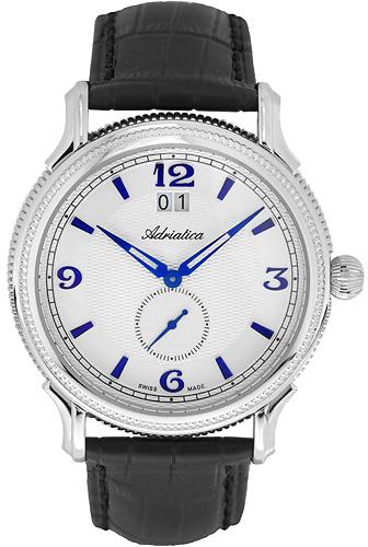 Zegarek Adriatica A1126.52B3Q - duże 1