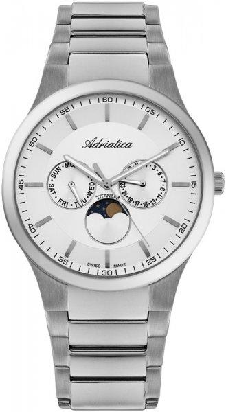 Zegarek Adriatica A1145.4113QF - duże 1