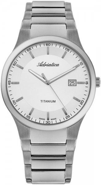 Zegarek Adriatica A1145.4113Q - duże 1
