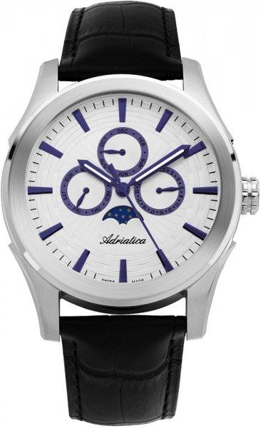 Zegarek Adriatica A1160.52B3QF-POWYSTAWOWY - duże 1