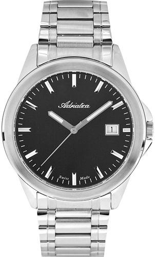 Zegarek męski Adriatica bransoleta A1162.5114Q - duże 1